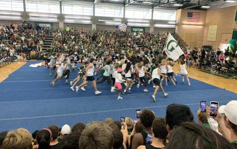 Greenhill Celebrates 2019 Homecoming Pep Rally