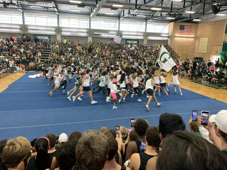 Greenhill Celebrates 2019 Homecoming Pep Rally