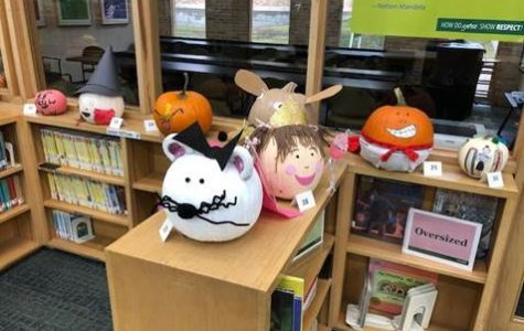 Pumpkin Patch for Book Worms