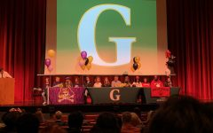 Three Greenhill Athletes Sign NCAA Letters of Intent