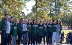Girls Cross Country Wins First SPC Title in 34 Years
