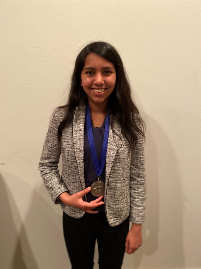 GH Student Participates in YG State