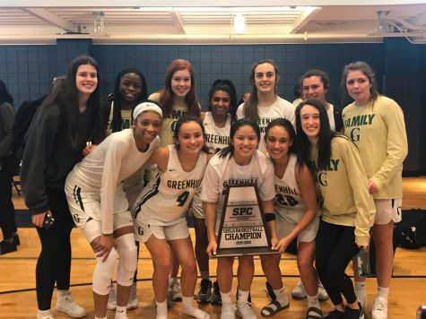Varsity Girls Basketball Take Home an SPC Win