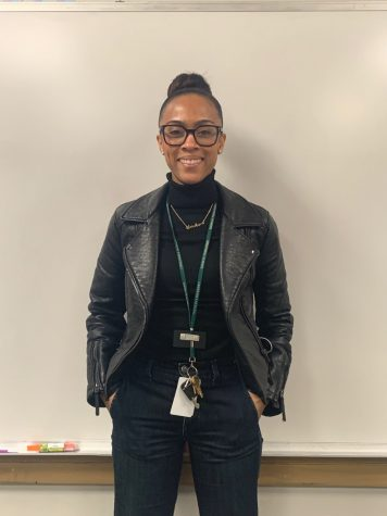 Miriam Lang begins teaching at Greenhill for the 2019-2020 school year.