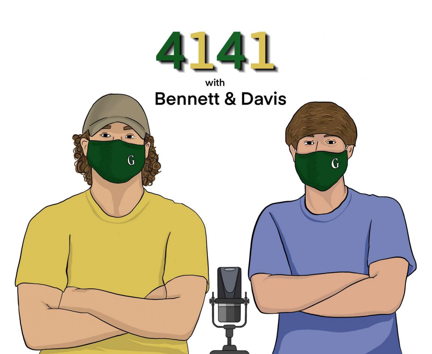 4141 S4 Episode 5: Head of School Lee Hark, Voting and Fall Sports