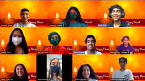 The South Asian Student Association met on Friday, Nov. 13 during community time to celebrate Diwali and discuss its origins.