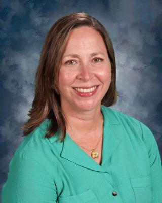 New MS Spanish teacher, Lillian Ramos.