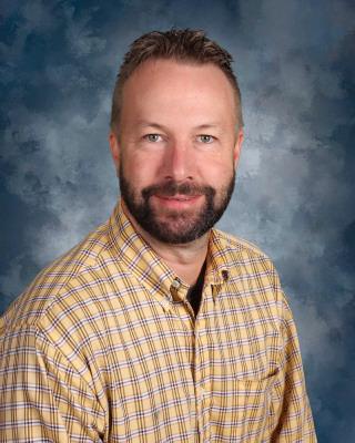 Will Turbyne, new MS Technical Theater teacher.