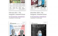 Evergreen Claims Top Honors in Dallas Morning News Contest