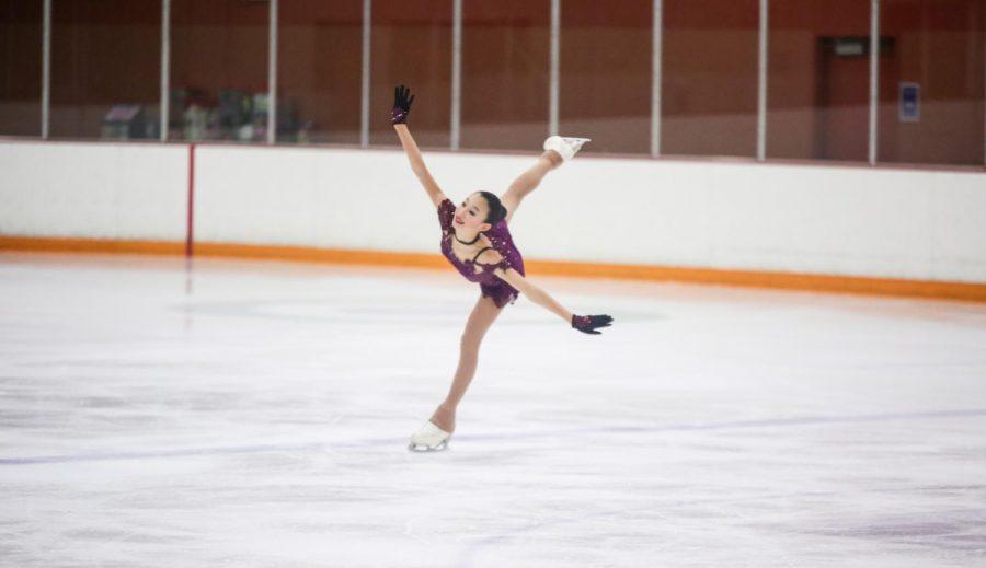 Park '24 Pursues Competitive Figure Skating