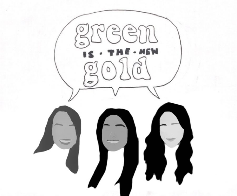Green is the New Gold Ep. 1