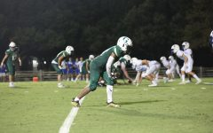 Football Team Adds Temporary Players for Homecoming Game