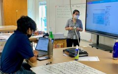Chin Brings Fresh Perspective to Upper School Science Department