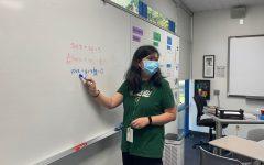 Jessica Chu Joins Greenhill Math Department