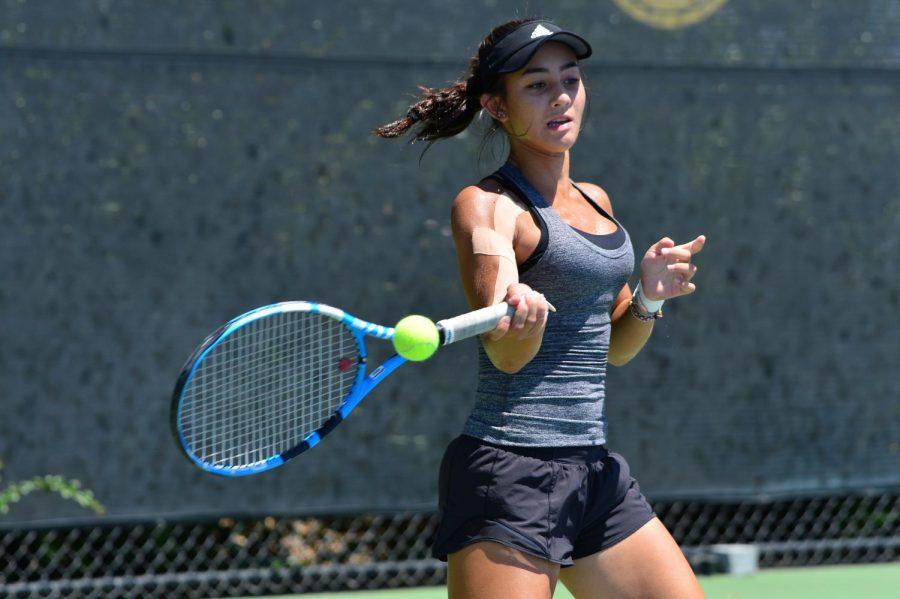 Senior Abby Platt Commits to Play Tennis at Bucknell University