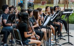 Pops Concert Brings Greenhill Band Closer to Normalcy After Pandemic