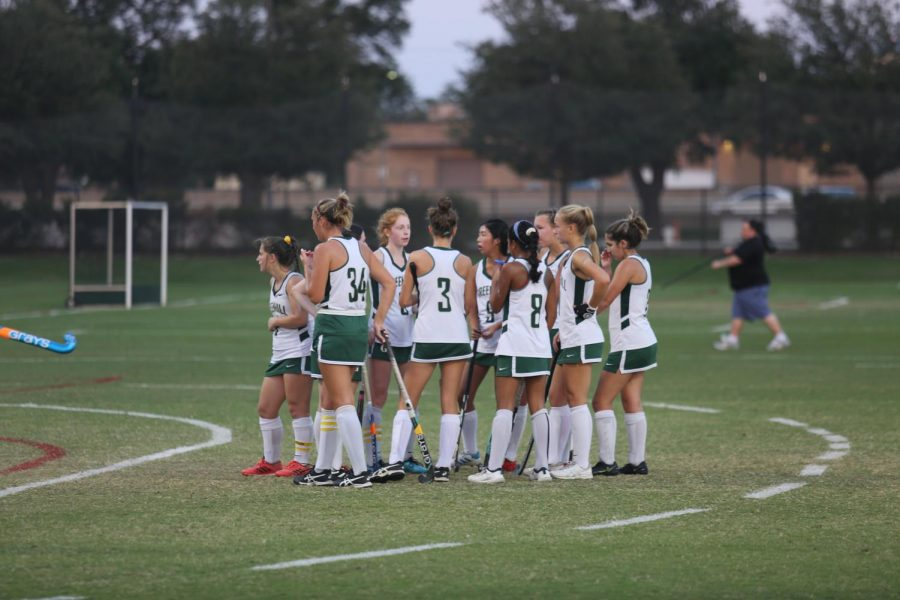 Field Hockey Wins in First Counter Game