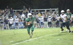 Greenhill Narrowly Loses in Homecoming Football Game